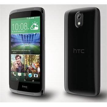 HTC Desire 526G Dual Sim, černý