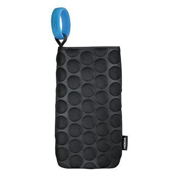 Nokia originální pouzdro Bump CP-560 - univerzální, černé, rozbaleno