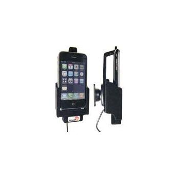 Brodit držák do auta na Apple iPhone 3G/3GS bez pouzdra, s nabíjením z cig. zapalovače/USB