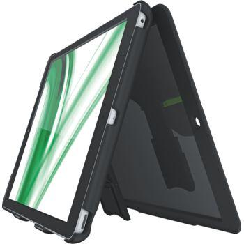 Leitz Complete kryt se stojánkem 180° a privátním horizontálním filtrem pro iPad Air, černá