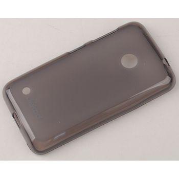 Jekod TPU silikonový kryt pro Nokia Lumia 530, černý