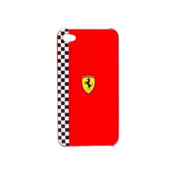 Ferrari Formula zadní kryt pro iPhone 4/4S, červený