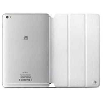 Huawei originální Flipové pouzdro pro MediaPad M2, bílé