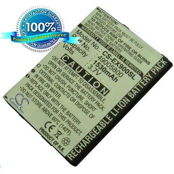 Baterie pro E-ten X900, V900, DX900, Li-ion 3,7V 1530mAh