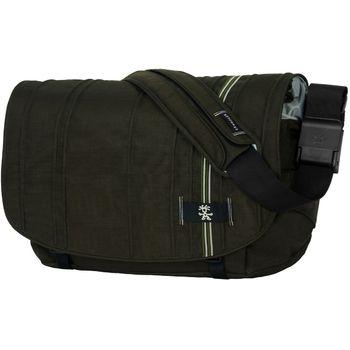 "Crumpler Good Booy 17"" laptop taška - zelená"