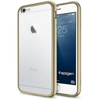 Spigen tenký kryt Ultra Hybrid pro iPhone 6, zlatá