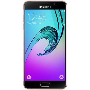 Samsung Galaxy A3 2016 (SM-A310F), 16GB, růžová