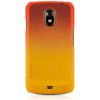 Belkin ochranné pouzdro Fade pro Samsung Galaxy Nexus, žluté/oranžové (F8M279cwC02)