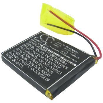 Baterie pro Garmin Foretrex 401,405 Li-pol 3,7V 290mAh