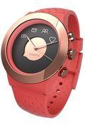 COGITOwatch Fit 3.1. bluetooth hodinky, červeno zlaté