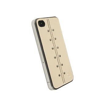 Krusell hard case - Kalix Undercover - Apple iPhone 4/4S (béžová)