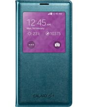 Samsung flipové pouzdro S View EF-CG900BG pro S5 (G900), modré