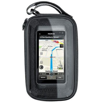 Nokia originální pouzdro na kolo CP-532 - univerzální, černé - rozbaleno, plná záruka