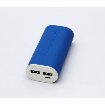 Thumbox záložní baterie 4400mAh - modrá