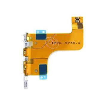 ND Sony Xperia Z3 compact (D5803) konektor magnetický black/černá