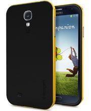 Spigen pouzdro Neo Hybrid pro Galaxy S4, žlutá