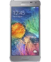 Samsung GALAXY Galaxy Alpha G850, stříbrná