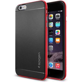 Spigen pouzdro Neo Hybrid pro Apple iPhone 6 Plus, červená