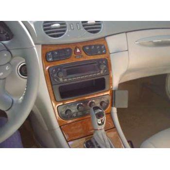 Brodit ProClip montážní konzole pro Mercedes Benz CLK-Class 02-10, na střed vpravo