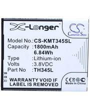 Baterie pro Kazam Thunder 345L, 1800mAh, Li-ion