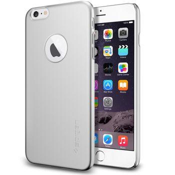 Spigen pouzdro Thin Fit A pro Apple iPhone 6 Plus, stříbrná