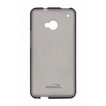 Kisswill TPU ochranný kryt pro LG G3s, černý