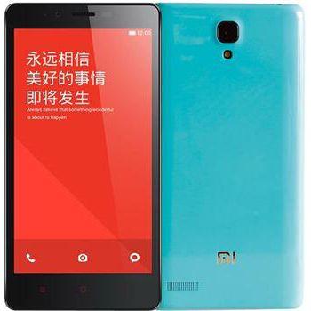Xiaomi Redmi (Hongmi) Note LTE, modrá, rozbaleno, záruka 24 měsíců