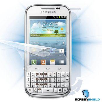 Fólie ScreenShield Samsung Galaxy Chat B5530 - celé tělo