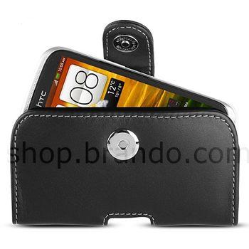 Pouzdro kožené Brando Pouch - HTC Desire X