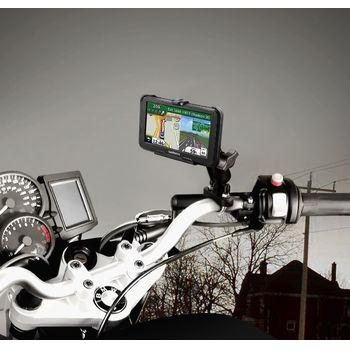 RAM Mounts držák na Garmin nuvi 50 na motorku nebo na kolo na řídítka, Ø objímky 12,7-31,75 mm, sestava RAM-B-149Z-GA50U