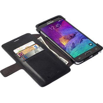 Krusell pouzdro FlipCase Malmö - Samsung Galaxy Note 4, černá