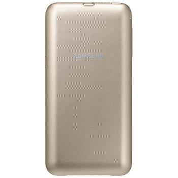 Samsung bezdrátová externí baterie EP-TG928BF pro S6 edge+, zlatá