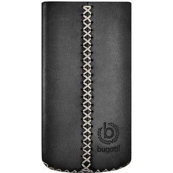 Bugatti Cross leather case - černé
