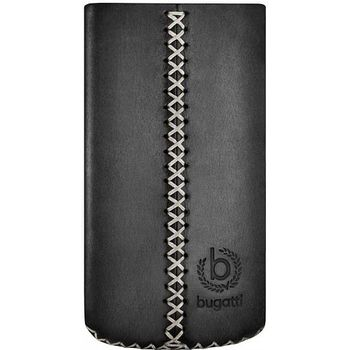 Bugatti Cross leather case pro Galaxy Nexus i9250 - černé (rozbaleno, 100%)