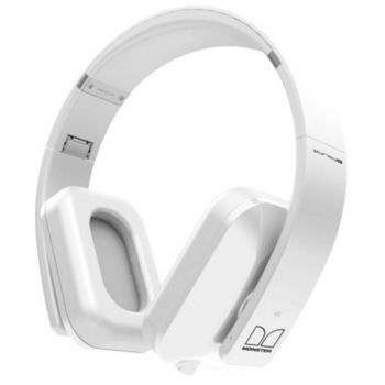 Nokia Bluetooth Stereo Headset BH-940 Purity Pro by Monster, bílá
