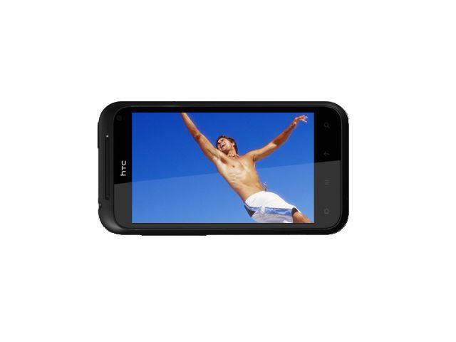 obsah balení HTC Incredible S červená + 32GB karta class 10 se čtečkou