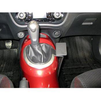 Brodit ProClip montážní konzole pro Nissan Juke 11-16, POUZE pro ruční řazení, na středový tunel