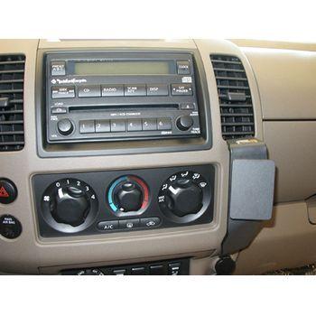 Brodit ProClip pro Nissan KingCab 07-09/Navara 06-10/Pathfinder 05-10/Frontier05-08, na střed vpravo